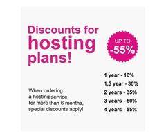Low price hosting services