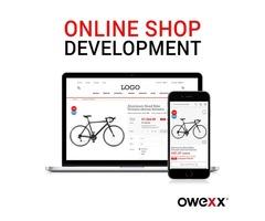 Online Shop Development
