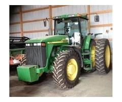 2008 John Deere 8130 Tractor For Sale