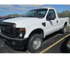 2008 Ford F-250 SRW Super Duty 4WD