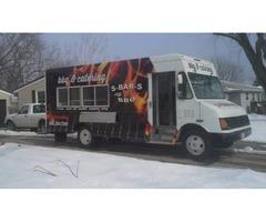 1999 GMC Step-Van Food Truck For Sale