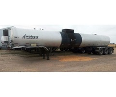 1988 VIM Tank Trailers For Sale
