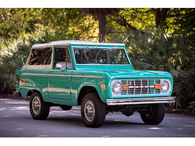 1975 Ford Bronco - Classic Cars - Miami - Florida ...