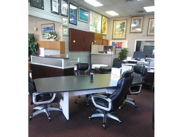 Conference Table Business Industrial Las Vegas