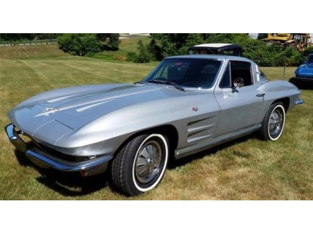 1964 Chevrolet Corvette Stingray For Sale Classic Cars Franklin