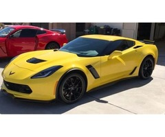 2016 Chevrolet Corvette Z06 Coupe For Sale
