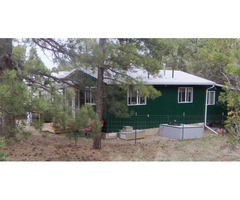 Nice EastMtn Cottage 620 sq ft Off Grid20 min to town
