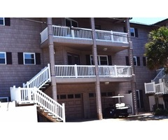 Ocean view beach house rental in myrtle beach sc