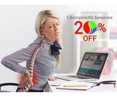 20% Off First Chiropractic Sessions in New York 10001