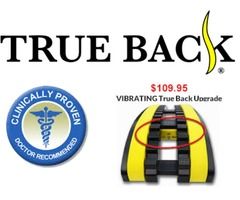 True Back: Best Drug Free Treatment for Lower Back Pain