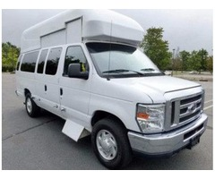 2012 Ford E350 Handicap Wheelchair Ambulette Van (A4787)