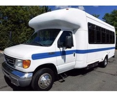 2006 Ford E450 Startrans Wheelchair Shuttle Bus (A4790)