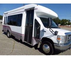 2008 Ford E450 Wheelchair Shuttle Bus (A4796)