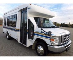 2008 Ford E450 Startrans Wheelchair Shuttle Bus (A4800)