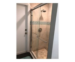 Need Shower door repairs Florida! We visit the place and fix quickly