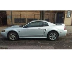 Used Silver Mustang for sale
