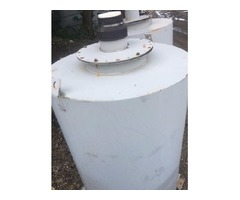 540 Gallon Carbon Steel Tanks