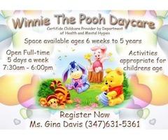 Childcare provider