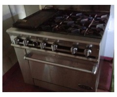 COMPLETE USED COMMERICAL RESTAURANT EQUIPMENT