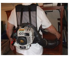 Yardman Backpack leaf/snow blower