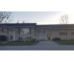 Well maintained 3 bedroom, 2 bath split level home