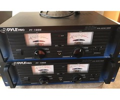 Pyle Pro PT - 1600 Amps