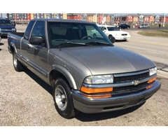 1998 CHEVY S-10 - 5 SPD MANUAL