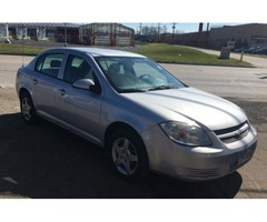 2008 CHEVY COBALT-NO CREDIT CHECK-SILVER-$700