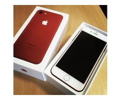 Brand new iphone 7 red plus, Samsung galaxy S8 , phantom 3