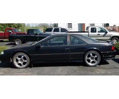 1990 Ford Thunderbird SC Special Edition