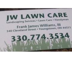 JW LAWN CARE