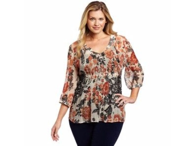 Plus Size Blouses For Women At Cheap Prices Clothing