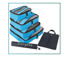 Big deal for Eurybia - 4 Set Packing Cubes