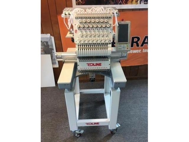 2016 Redline 1501 Embroidery Machine | free-classifieds-usa.com
