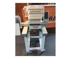2016 Redline 1501 Embroidery Machine