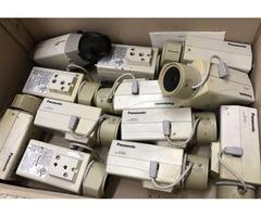 16 Ch. Surveillance System w/ 12 Cameras