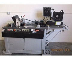 Kirk Rudy 215V Mailing Base w/ Inkjet & Dryer