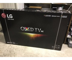 LG OLED65B6P Flat 65-Inch 4K Ultra HD Smart OLED TV