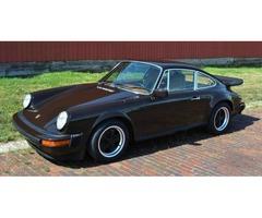1978 Porsche 911 911SC