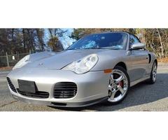 2004 Porsche 911 Twin Turbo