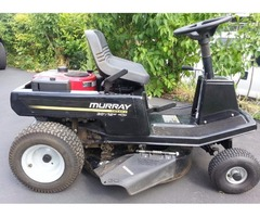 12 HP Riding Mower 5 Speed