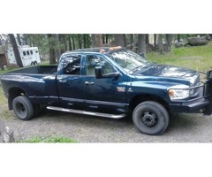 2007 Dodge Dually 5.9