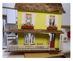 Four Room Dollhouse