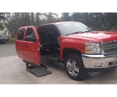 2012 silverado svm passengers side conversion