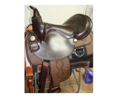 15 inch Western Horse Saddle