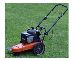 DR Trimmer 6.75 hp self propelled, electric start