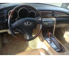 2008 Lexus SC