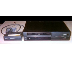VCR Machine