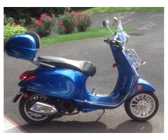 2015 Vespa Sprint 150cc ABS with 432 miles