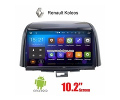 Renault Koleos audio radio Car android wifi GPS navigation camera